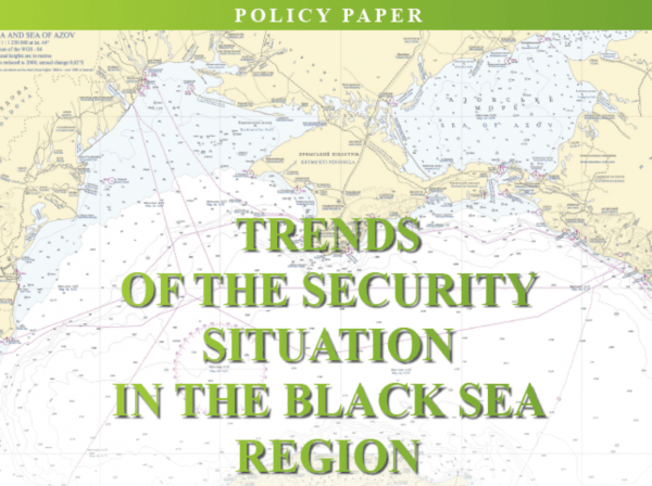 Policy paper: Trends of the Security Situation in the Black Sea Region